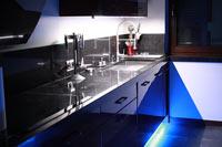 Oświetlenie led jako oświetlenie kuchni – nowatorskie rozwiązania na rynku dekoracji wnętrz