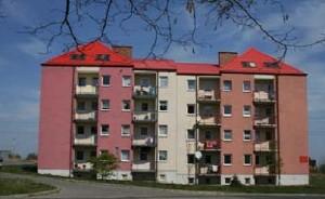 inne bloki z apartamentami